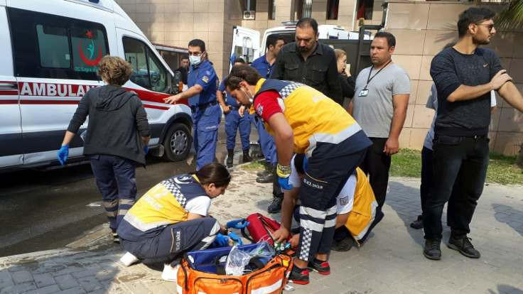 İzmir'deki kazada 5 gözaltı