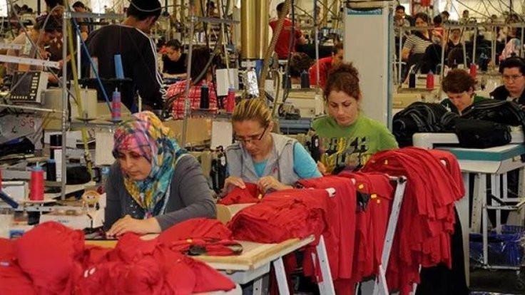Kadın işçiler en çok 'kadroyu' sordu