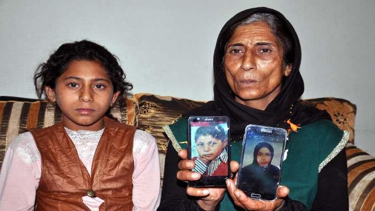 Anne oğul yedi yıldır kayıp