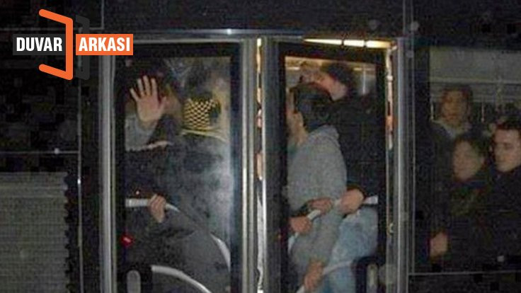 Metrobüs tipi yasama... Boş bulan oturuyor!