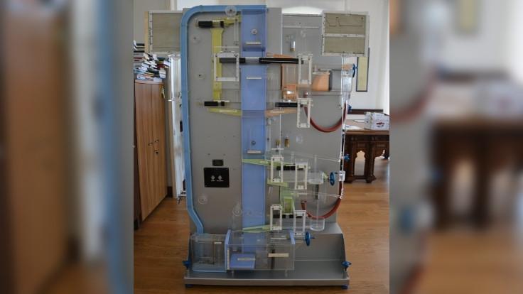 Milli Gelir Hesaplama Makinesi yeniden çalıştırıldı