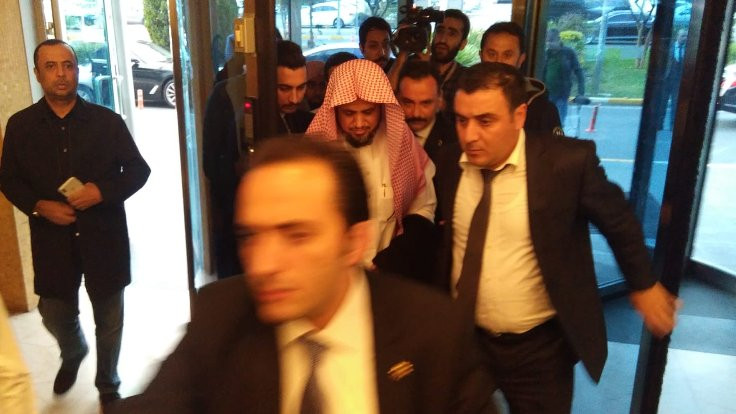 Suudi Başsavcı ülkesine döndü