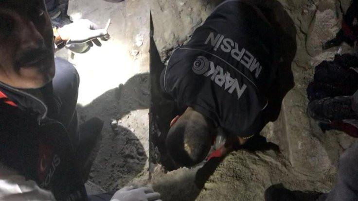 Gizli tünelde 2 milyon uyuşturucu hap