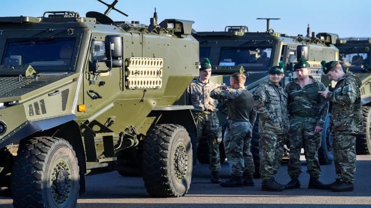 NATO 'en büyük tatbikat'ı yapacak!