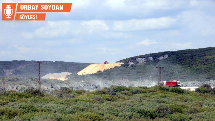 'Kızıl Deniz'in kardeşi' Saros'u yok ediyoruz!