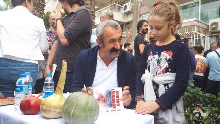 Ovacık ürünlerine İzmir'de yoğun ilgi
