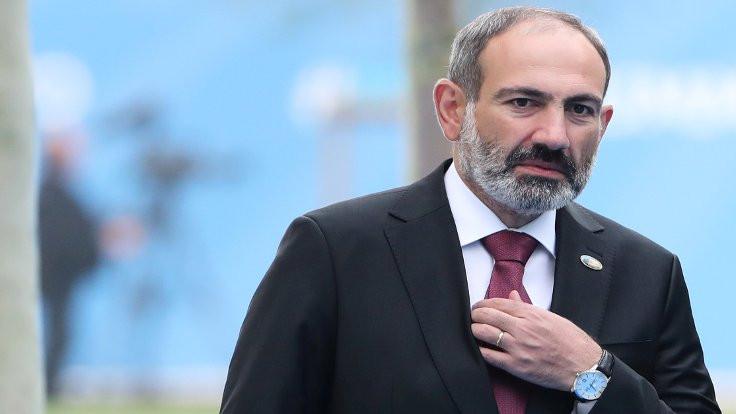 Ermenistan'da Paşinyan istifa ediyor
