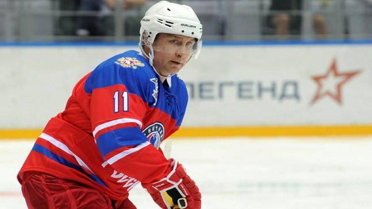 Putin: Erken bitirelim, hokey oynayacağım