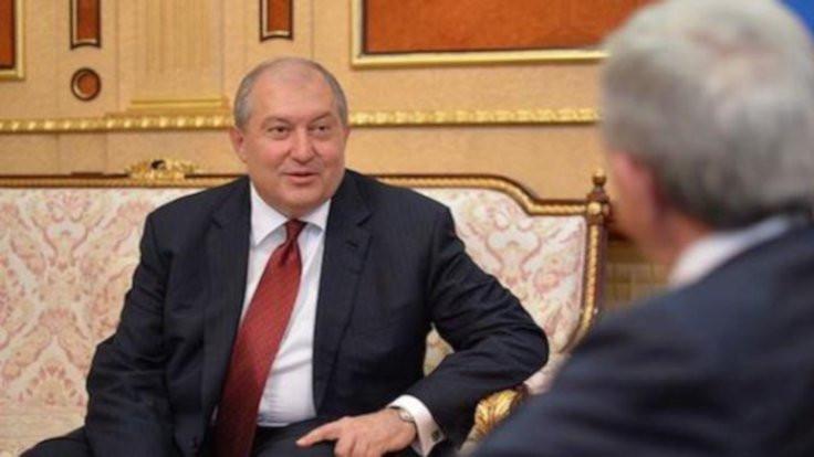 Sarkisyan: Neden konuşmuyoruz?