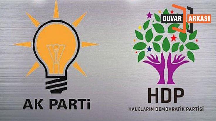AK Parti'nin seçtiği HDP adayı için yeni seçim!