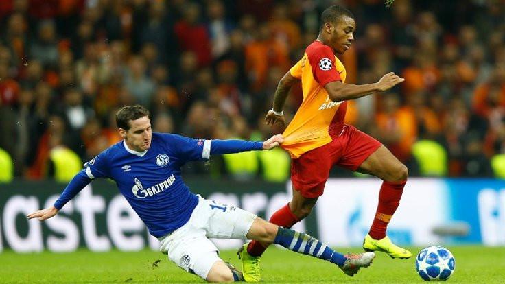 Galatasaray, evinde berabere kaldı