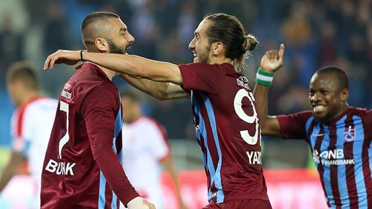 Antalya'da puanları paylaştılar