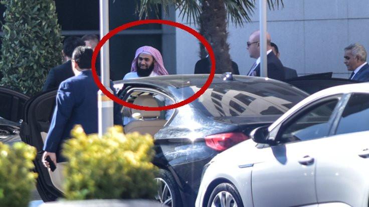 Suudi Başsavcı İstanbul'a geldi