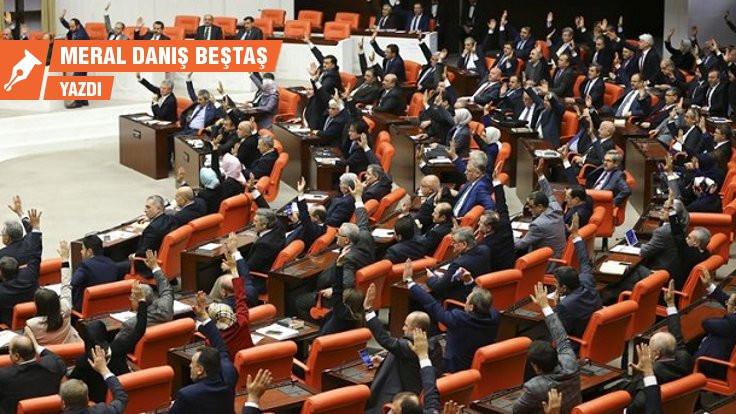 Yeni dönem parlamento pratiği