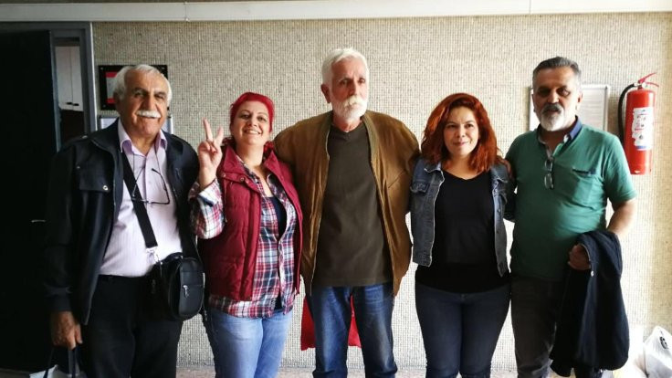 Yazar Temel Demirer serbest
