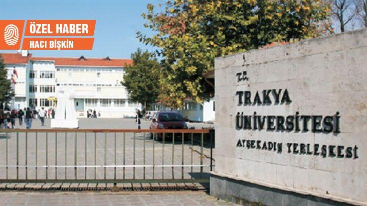 Üniversitede 6 milyonluk tıbbi malzeme kayıp!