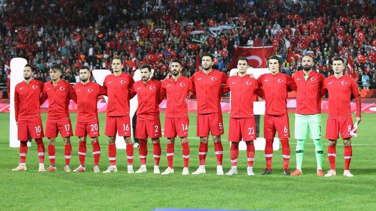 Türkiye ve Bosna-Hersek berabere kaldı