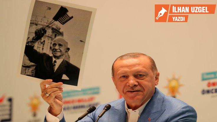 Sorun Erdoğan'da mı, CHP'nin tarzında mı?
