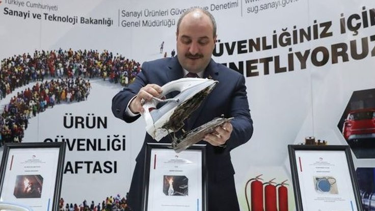 Bakan Varank: Gezi ihanettir