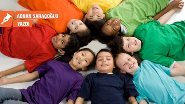 Çocukluk ırkçılığa manidir!