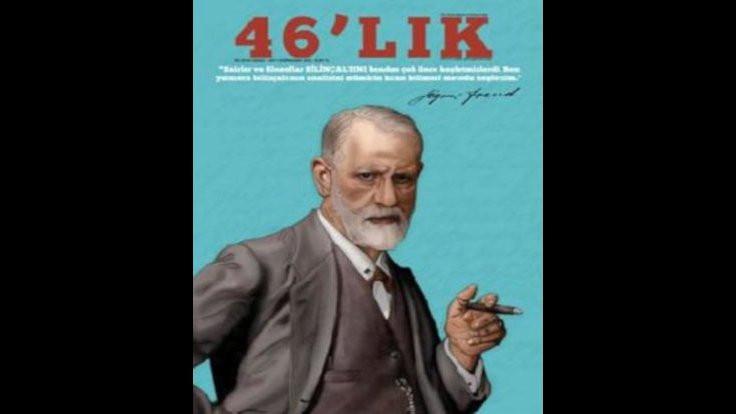 46'lık dergi yayın hayatına başladı