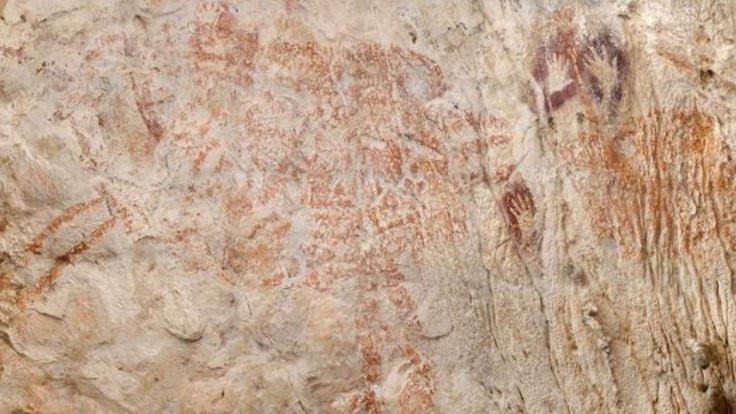 En eski hayvan resmi bulundu!