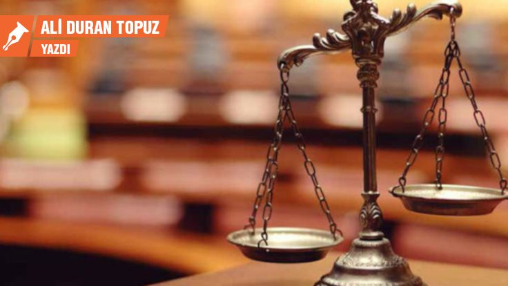 Anti-hukuk günlerinde yeni yargı