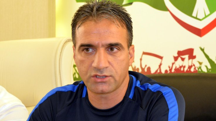 Amedspor'da teknik direktör istifa etti