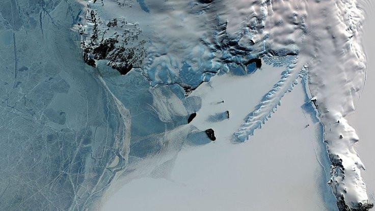 Antarktika aydınlanıyor!