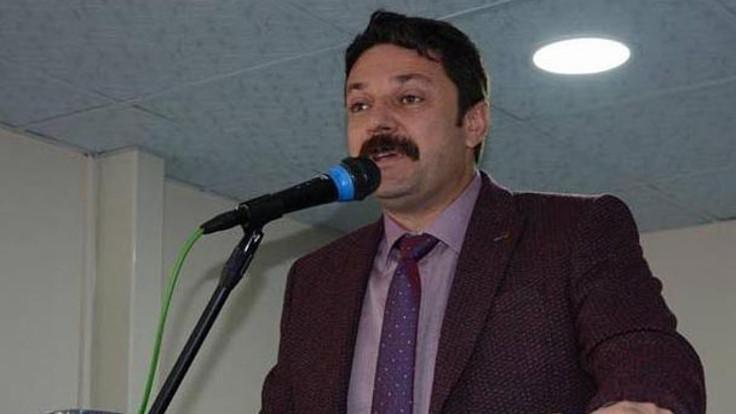 Hozat Belediye Başkanı, Konak'tan aday adayıoldu