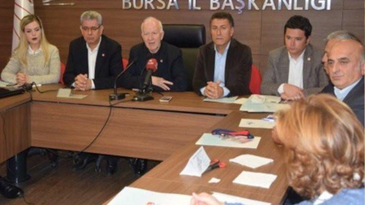 'Çöken adalet' paneli iptal edildi