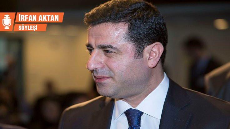 'HDP'yle aramda ideolojik sorun yok'
