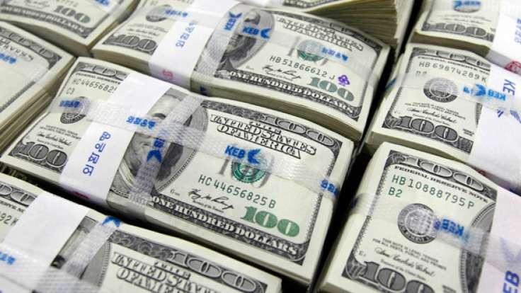 Dolar yeni yıla 5.30'dan başladı