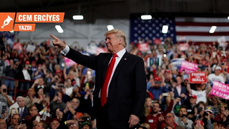 Kitap dünyasında Trump kasırgası