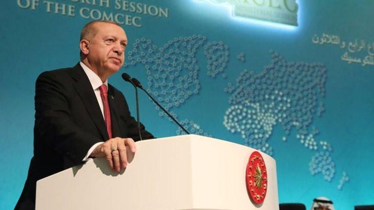 Erdoğan: BM bir ülkenin 2 dudağı arasında