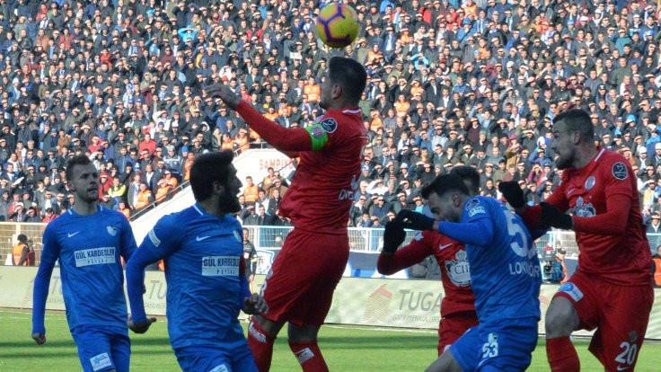 Erzurumspor durdurulamıyor: 1-0