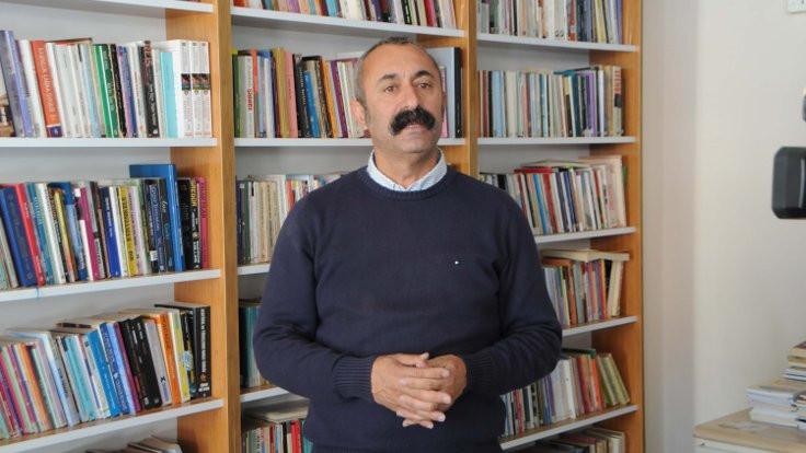Maçoğlu: Dersim'de aday adayıyım