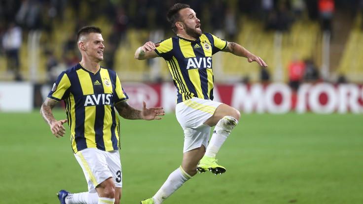 Fenerbahçe 3 puanı 2 golle aldı