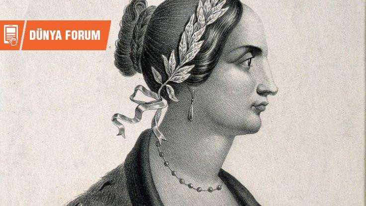 Tarihteki ilk kadın profesör!