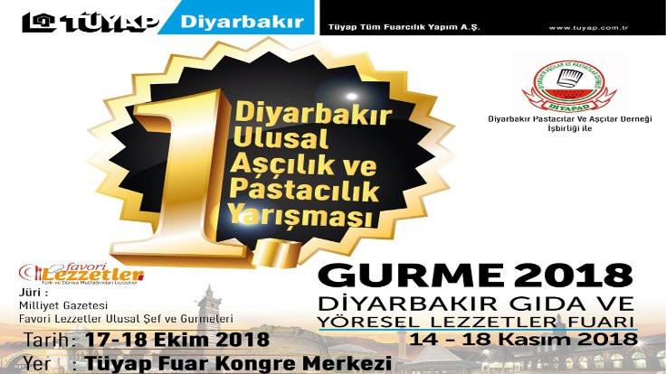 Diyarbakır'da Gurme Fuarı