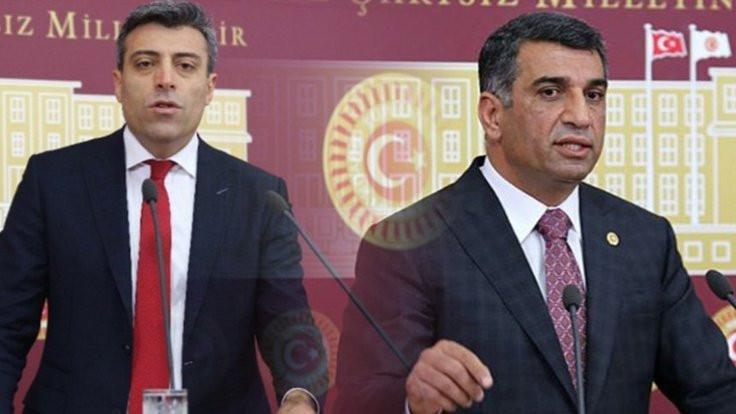 CHP'li Gürsel Erol'a 'uyarı' cezası
