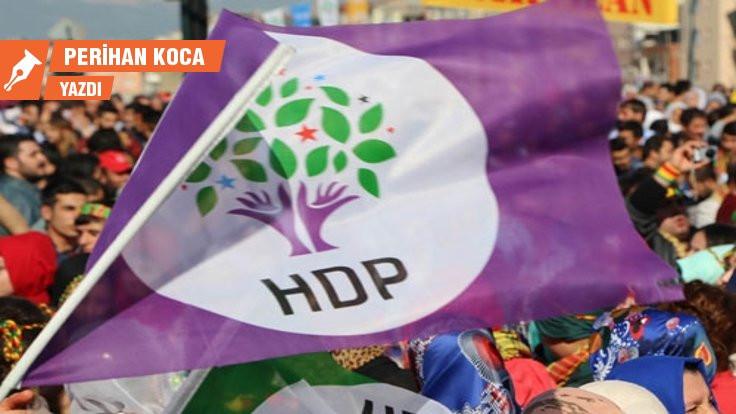 HDP ve iki uçlu eleştiri