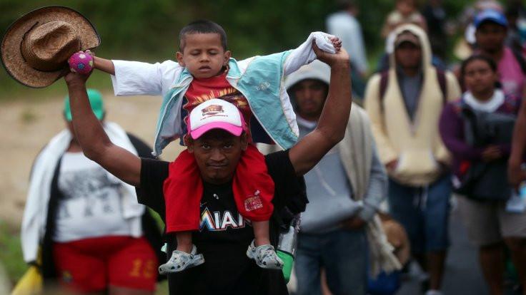 ABD sınırına ulaşanlara ne olacak?