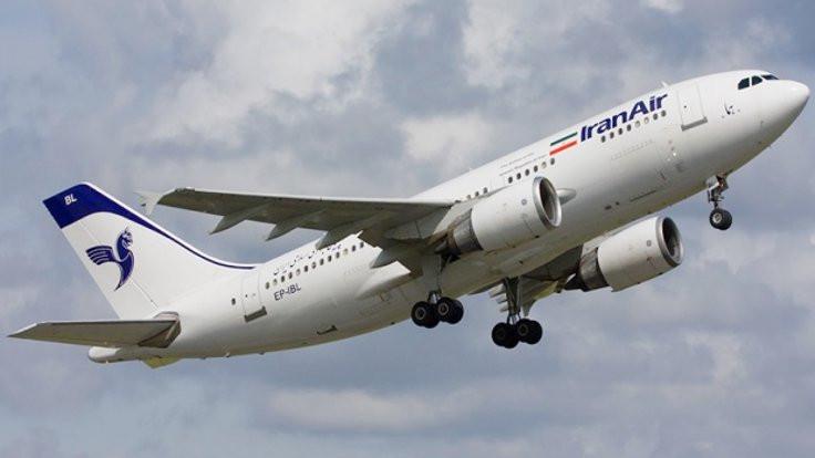 Türkiye'de İran uçaklarına yakıt verilmiyor