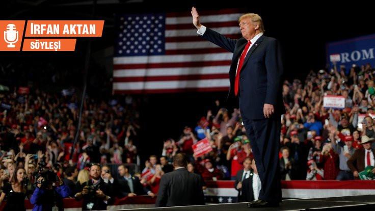 Güneş Murat Tezcür: Seçim sonuçları Trump'ın dış politikasını belirlemez