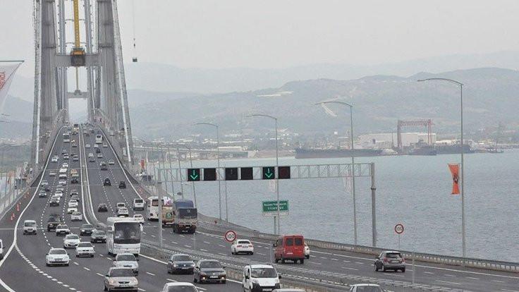 Köprüde müteahhide 3 milyar TL 'garanti' ödeme