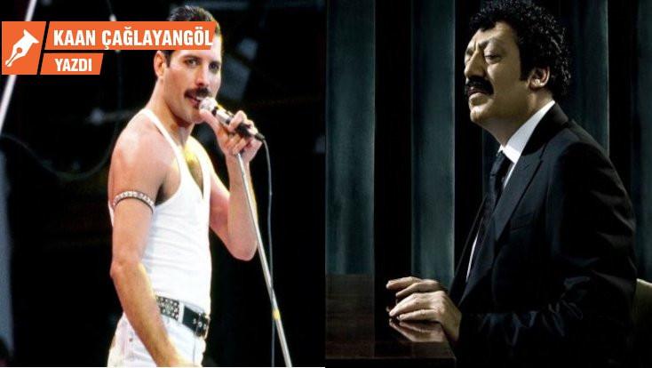 Müslüm Gürses ve Freddie Mercury