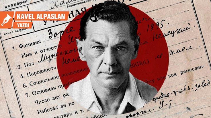Stalin'in 'James Bond'u: Sorge!