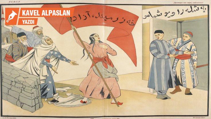 Ekim Devrimi'nde Müslüman kadın: Şimdi ben de özgürüm!