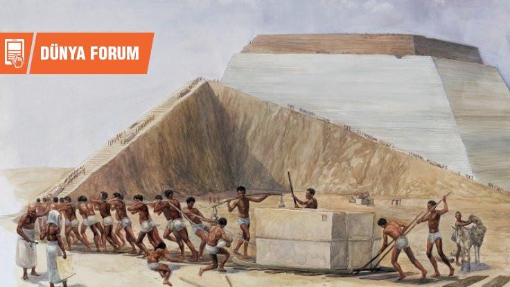 Tarihin ilk işçi grevi: III. Ramses'i sarsmıştı!